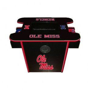 Mississippi Arcade Console Table Game