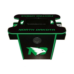 North Dakota Arcade Console Table Game