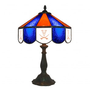 """Virginia V with Sabres 14"""" Table Lamp"""