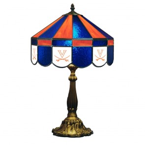 """Virginia V with Sabres 16"""" Table Lamp"""