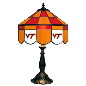 "Virginia Tech 14"" Executive Table Lamp"