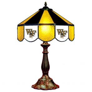 "Wake Forest 14"" Table Lamp"
