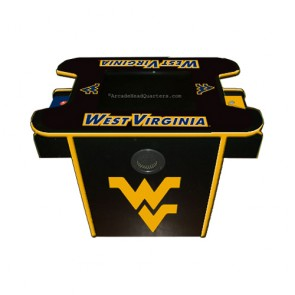 West Virginia Arcade Console Table Game