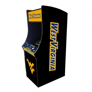 West Virginia Arcade Upright Game